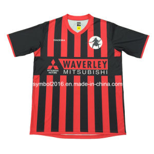 Soccer Sublimated Jersey of Sportswear From Symbol Sports