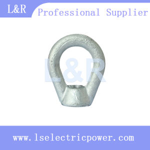 Used for Deadending with Suspension or Strain Insulaotr 5/8′′ Oval Eye Nut pictures & photos