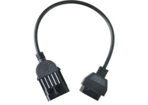OBD2 Cable for Opel 10pin pictures & photos