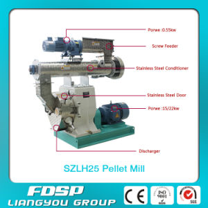 Excellent Animal Feed Pellet Manufacturing Machine for Pellet Feed Making pictures & photos