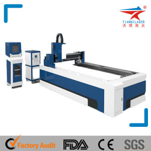YAG Laser Cutting Machine for Metal Tube and Sheet Cut pictures & photos