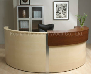Luxury Fashion Design Office Counter Table (HF-R009) pictures & photos