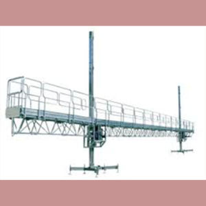 Mast Work Platform Ce ISO 2 pictures & photos