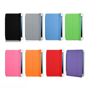 Magnet Smart Cover with Auto Sleep/Wake for iPad Mini 4 pictures & photos