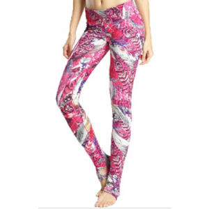 Fashion Fitness Legging Tights/Women′s Gym Exercise Sports Wear (PHS-SW011) pictures & photos