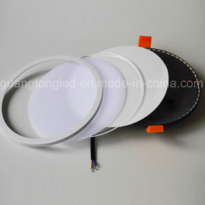 China Factory Round LED Lighting Panel 30W LED Panel Light pictures & photos