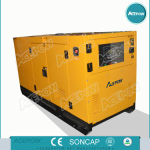40kVA Cummins Soundproof Generator pictures & photos