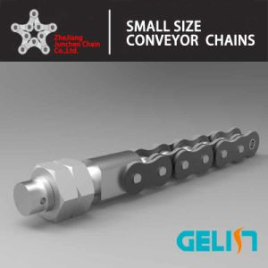 Short Pitch Stainless Steel Lifting Chain for Car Parking pictures & photos