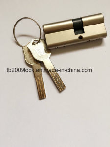 High Security Blade Key Doolock Cylinder-3 pictures & photos