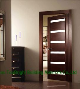 Hot Selling Europe Interior Timber Door for Bedroom and Living Room pictures & photos
