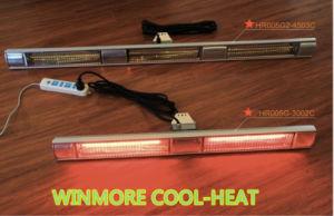 Double Patio Heater Quartz Heater Immediate Heater pictures & photos