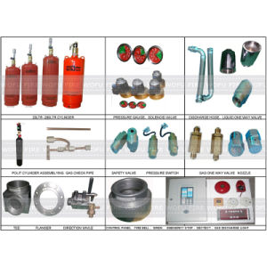FM-200 Fire Extinguisher Cylinder pictures & photos