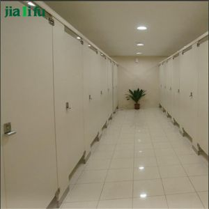 Jialifu Compact Laminate Bathroom Partition Price pictures & photos