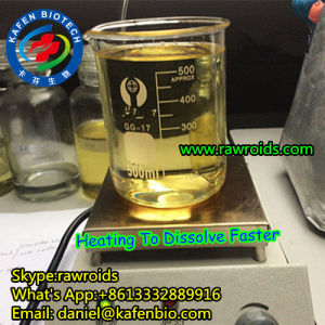 China Best Quality Steroid Hormone Producer Manufacturer Trenbolone Hexahydrobenzyl Carbonate pictures & photos