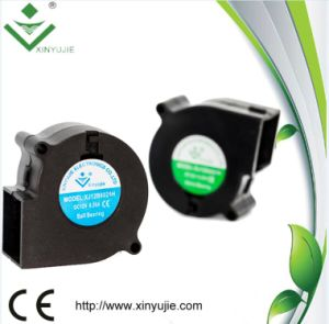 6cm 60mm *28mm 24V High Speed PWM Speed Control DC Centrifugal Fan pictures & photos