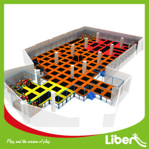 Liben Commercial Large Indoor Mall Trampoline Court pictures & photos