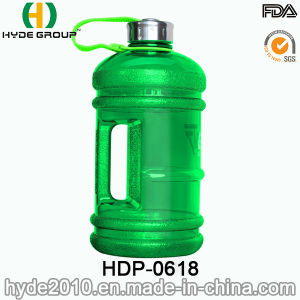 Hot Sale 2.2L Big Plastic Water Bottle, Customized 2.2L Plastic Sport Gym Bottle (HDP-0618) pictures & photos