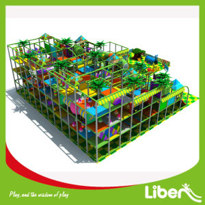 Large Kids Indoor Soft Playground Play Center pictures & photos