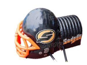 University Inflatable Football Team Tunnel Chad371 pictures & photos