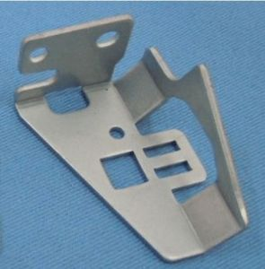 Steel Part/Sheet Metal Part/Anodized Aluminum CNC Machining Parts pictures & photos
