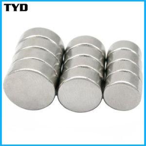 High Magnetic Performance Rare-Earth Cylinder Neodymium Magnet