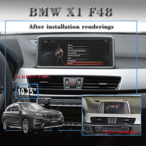 "8.8""Carplay New BMW X1  F48  (2015.9--)   Touch Screen Car Stereo Anti-Glare (Optional)   pictures & photos"
