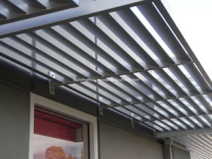 Sun Protection Anodized Aluminium Solar Shades pictures & photos