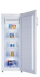 Frost Free Upright Freezer with 156L Capacity pictures & photos