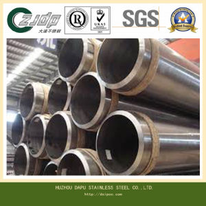 ASTM 304\304L 316L/321 Stainless Steel Seamless Fluid Pipe pictures & photos