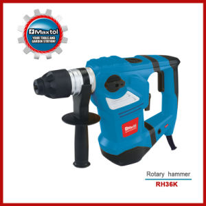 1800W 5kg 7.0j 3-Functions Rotary Hammer (RH36K) pictures & photos