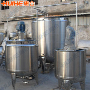 1000L Electric Heating Mixing Tank (China Supplier) pictures & photos