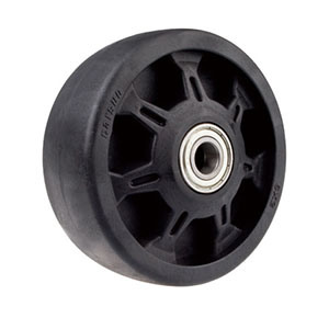 5inches Heavy Duty Black Hi-Temp Caster Wheel Plastic Wheel pictures & photos