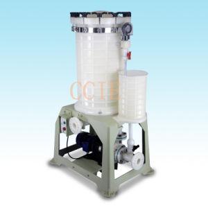 100% New PVDF Plating Filter for Liquid Treatment Hgf-2018-F