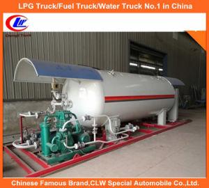 10ton Autogas Station for ASME 5tone LPG Filling Plant pictures & photos