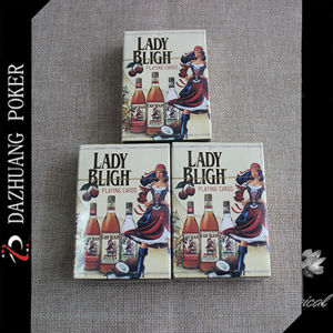 Lady Bligh Paper Playing Cards pictures & photos