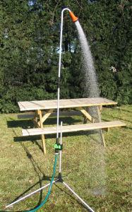 Outdoor Garden Shower Garden Sprinkler
