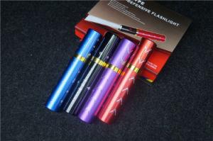 Yc-1202 Lipstick Defibrillator / Portable Stun Gun / Stun Gun Ms. / Anti-Wolf Defibrillator pictures & photos