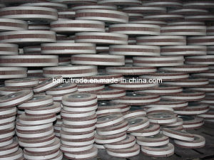 Abrasive Flap Wheel with Aluminium Oxide Material for Metal Polishing pictures & photos