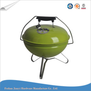 Charcoal Grill Small Kettel Portable Barbeque Grill