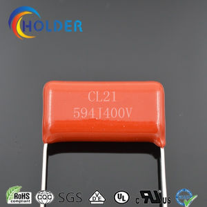 Metallized Polyester Film Capacitor (CBB All Series) pictures & photos