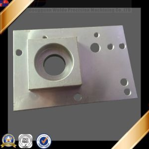OEM Steel Mass Production CNC Machinery Parts Aircraft Parts pictures & photos