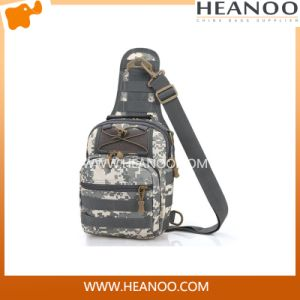 Fashion Top Quality Unisex Waterproof Military Tactical Chest Bag pictures & photos