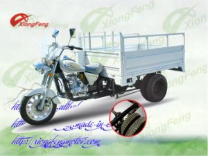 Cargo Tricycle with Rear Four Wheel, Three Wheel Motorcycles pictures & photos