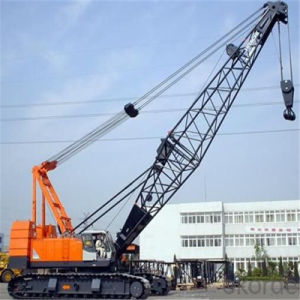 50tons Hydraulic Crawler Crane (QUY50) pictures & photos
