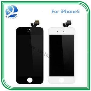 Spare Parts LCD Touch Screen for iPhone5 5g Mobile Phone LCD pictures & photos