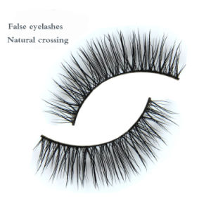 Handmade False Eyelashes Natural Crossing Eyelashes