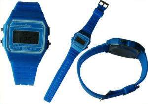 New Design High Quality Fashion Plastic Watch pictures & photos