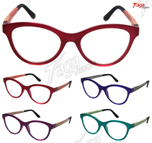 The Best Selling Tr90 Optical Frame with Colorful Bamboo Temple