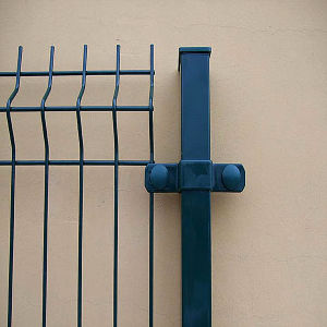 China Wholesale Powder Coated Garden Fence (PGF) pictures & photos