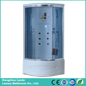 Luxury Steam Shower Cabin with ABS Back (LTS-681-2) pictures & photos